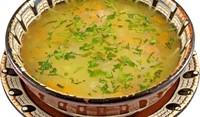 Пролетна супа от агнешко месо