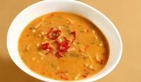 Доматена супа с кисело зеле и свинско