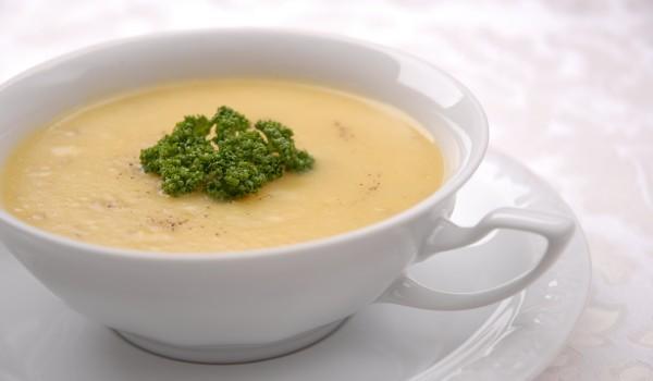 Рибена супа с карфиол