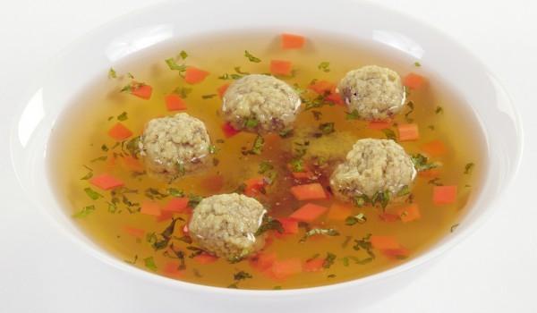 Супа топчета по мъжки