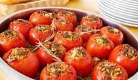 Пълнени домати с кайма