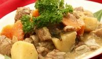 Яхния със свинско и картофи