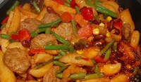 Кюфтенца по китайски