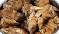 Яхния със свински крачета