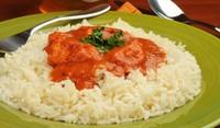 Кебаб с ориз