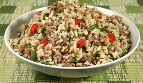 Ориз с кайма на тиган