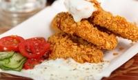 Пилешки филенца с корнфлейкс на фурна