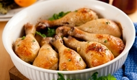 Пикантни пилешки бутчета