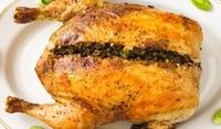 Пълнена кокошка по старозагорски