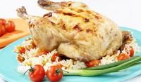 Пиле по турски
