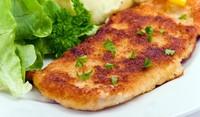Пържени пилешки пържоли