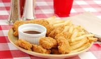 Панирани пилешки филенца