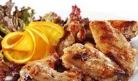 Глазирани пилешки крилца на фурна