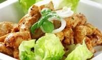 Пилешки филенца с чесън