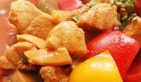 Яхния с картофи и пилешко