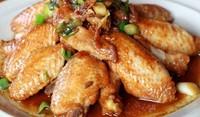 Пилешки крилца с джинджифилова марината