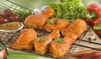 Пълнени пилешки бутчета със сирене