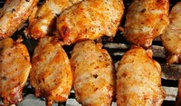 Пилешко на скара