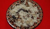 Патешки шийки с ориз