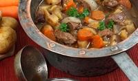 Ирландско задушено с овнешко месо