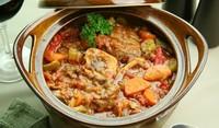 Овнешко рагу със зеленчуци