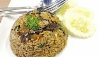 Пушена риба с ориз