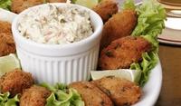 Крокети от риба и картофи