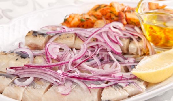 Домашна маринована риба