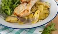 Картофи с риба на фурна