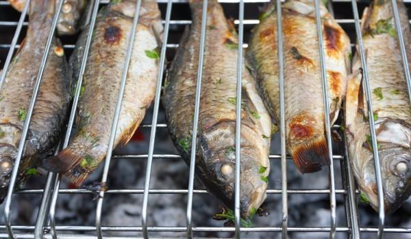 Риба на грил