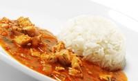 Варена риба с ориз