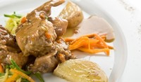 Манджа от заешко месо и картофи
