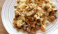 Ориз с дреболии