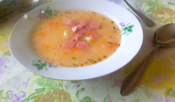 Манджа с картофи и ориз