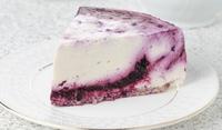 Боровинкова торта Зебра
