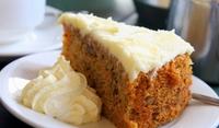 Кекс със слънчогледови семки и моркови