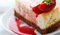 Десерт с извара и шоколад