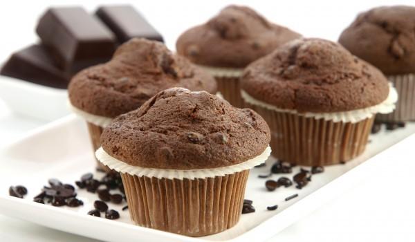 Вкусни шоколадови мъфини