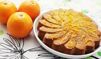 Кейк с портокали и моркови