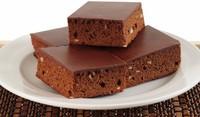 Орехов сладкиш с какао