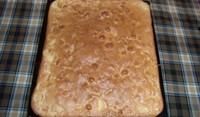 Солен кекс със сирене и кашкавал