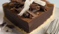 Френски шоколадов пай