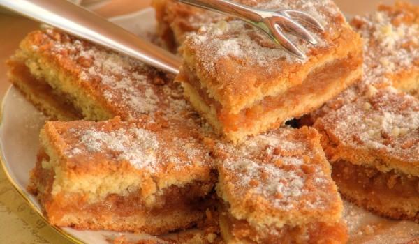 Сладкиши с пшеничен грис