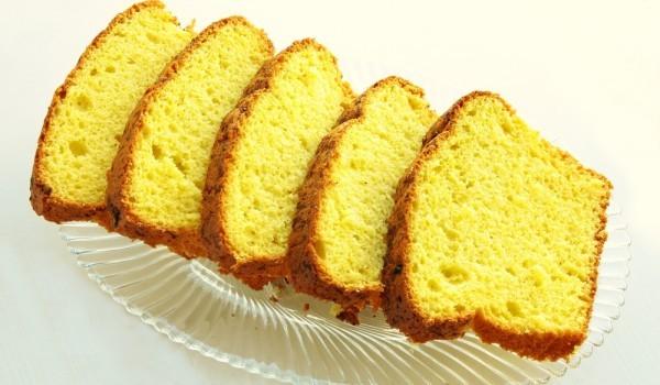 Лимонов сладкиш със сметана