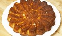 Белтъчен кекс