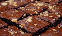 Шоколадов сладкиш с шам фъстък