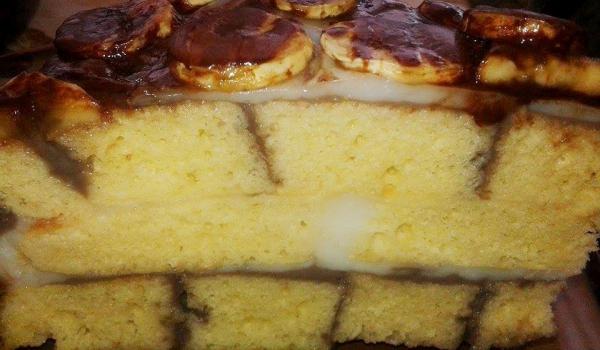 Домашна торта Каре