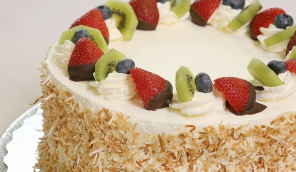Торта Леда