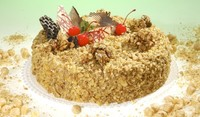 Орехова торта за деца