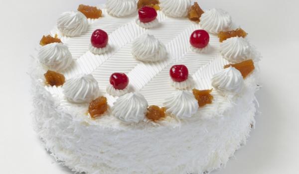 Целувчена торта с фурми